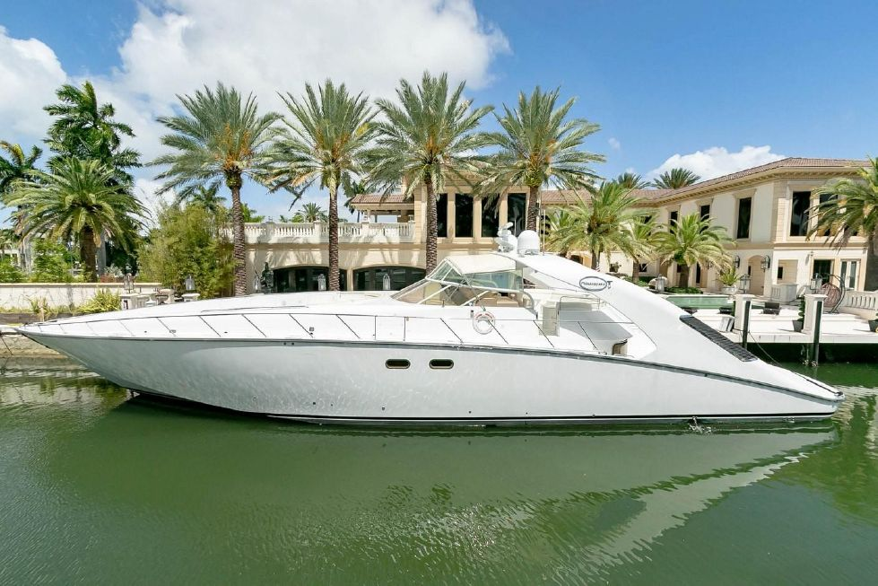 2004 Custom Shoell Express Motor Yacht