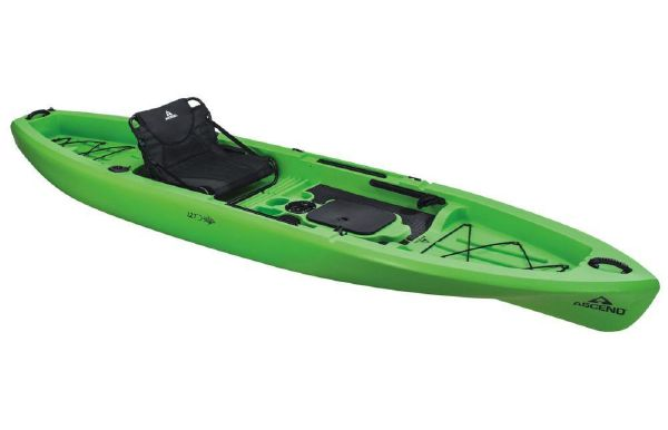 2018 Ascend FS12T Sit-On-Top (Lime)