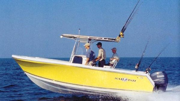 Sailfish 236 CC Manufacturer Provided Image