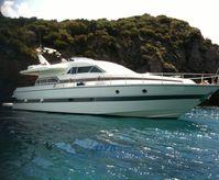 1992 Custom Partenautica Antago 55