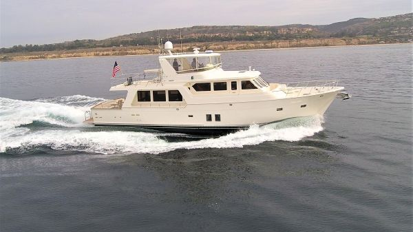 Offshore 64' Voyager Profile