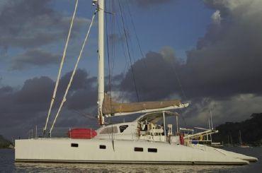 2007 Custom Brazapi Eric Lerouge Catamaran