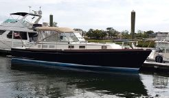 1995 Grand Banks 38 East Bay