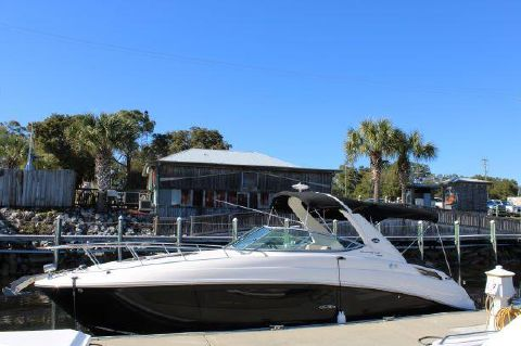 2015 Sea Ray 280 Sundancer