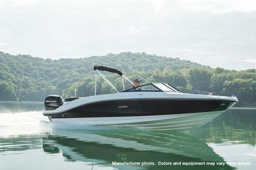 2021 Sea Ray 210SPXO