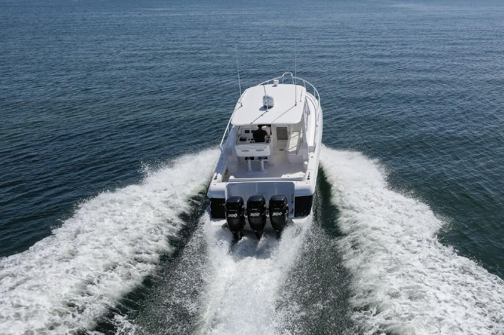 2012 Intrepid 390 Sport Yacht 39 Boats for Sale - All