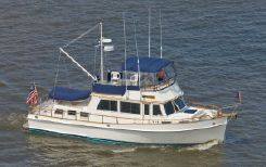 1985 Grand Banks Classic 42