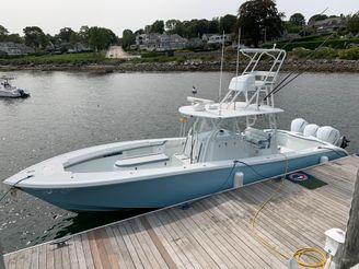 2016 Yellowfin 39