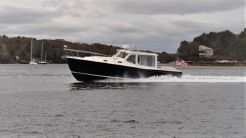 2012 Mjm Yachts 36z Downeast