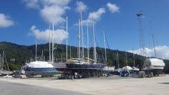 1980 Ocean 60 Schooner, Compleat rebuild