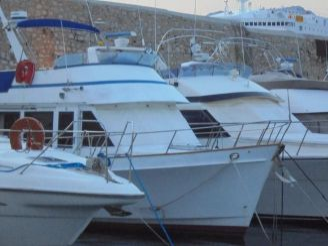 1987 Ocean Alexander Trawler 38