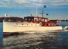 1930 Custom 48 Dawn Boat Corp. Commuter