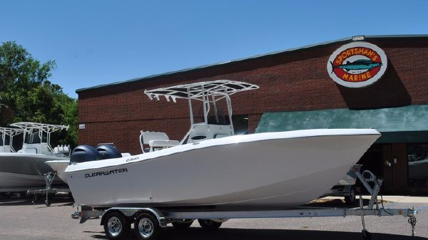 Clearwater 2300 CC (White)