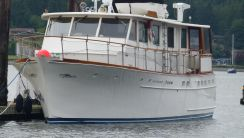 1966 Stephens Brothers Pilothouse