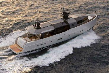 2020 Arcadia Yachts Arcadia 85'