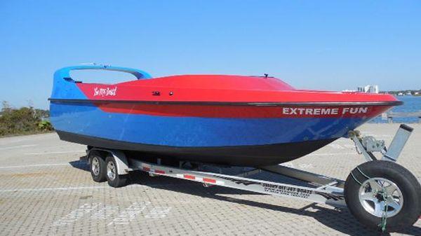 Smoky Mountain Jet Boat 30