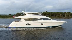 2006 Lazzara Yachts OPEN BRIDGE