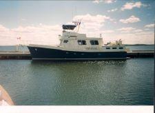 1985 Trawler Leger
