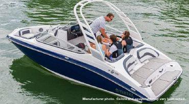 2021 Yamaha Jet Boat 195SX