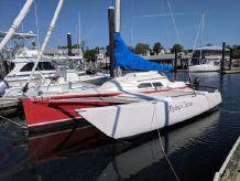 1982 Custom Robert Harris 32 ft. Trimaran