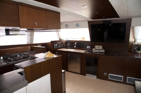 galley and navigation