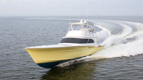 Scarborough 60 Sportfish Saga