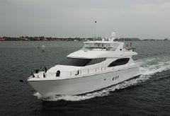 2007 Hatteras 80 Motor Yacht