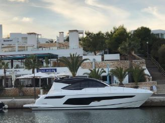 2020 Fairline Targa 48 Open