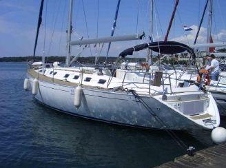 2001 Dufour 50