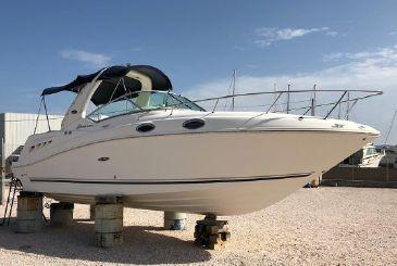2007 Sea Ray 275 Sundancer (without engine)