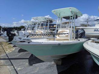 2021 Key West 210 Bay Reef