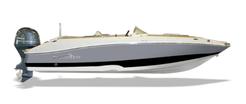 2021 Nauticstar 203SC Deck