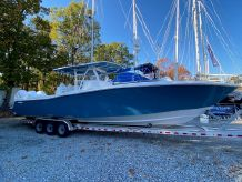 2020 Invincible 39 Open Fisherman 400 Verado's