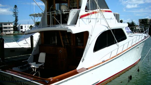 Tiffany 62 Custom Sportfish Photo 1