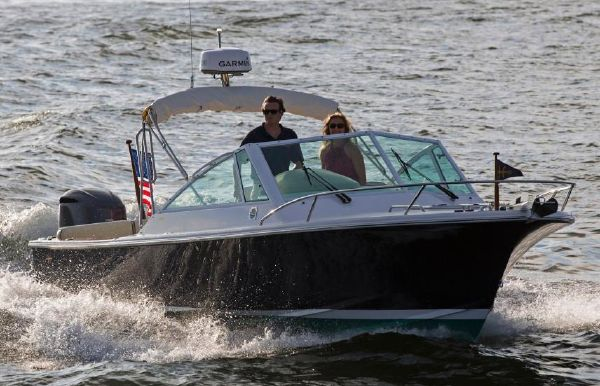 2018 Hunt Yachts Harrier 26