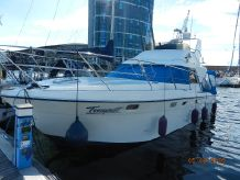 1991 Fairline Corniche 31 Flybridge