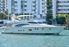 2005 Ferretti Yachts 68' Motor Yacht