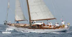 1956 Laurent Giles 60 ft Bermudan Cutter