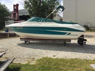 1994 Sea Ray 2400 V