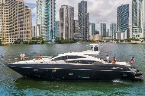 2009 Sunseeker Cruiser