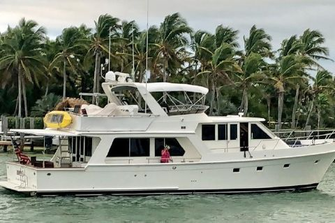 1997 Offshore Yachts Pilothouse