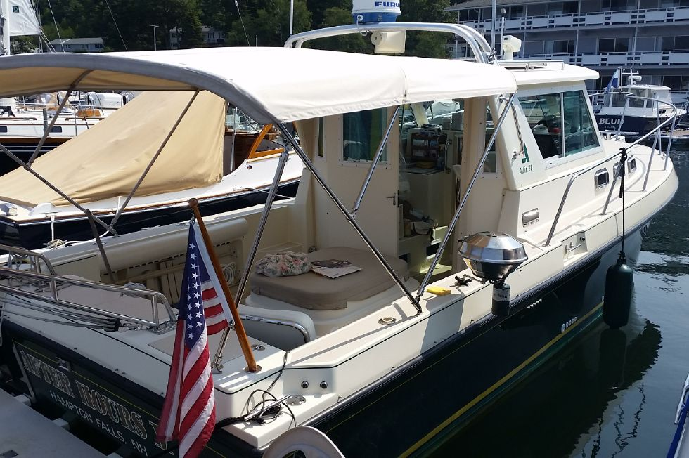 1999 Albin 28 Tournament Boats for Sale - DiMillo's Yacht Sales