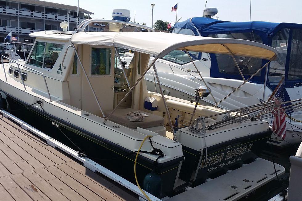 1999 Albin 28 Tournament Boats for Sale - DiMillo's Yacht Sales