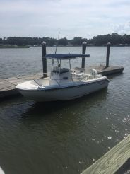 2001 Boston Whaler 21 Outrage