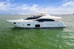 2013 Ferretti Yachts 87