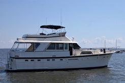 1981 Hatteras Stabilized Motor Yacht