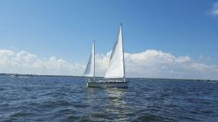 1986 Ticon 34 Ketch