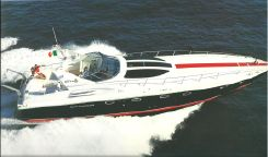 1990 Riva Black Corsair