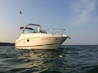 2012 Sea Ray 260 Sundancer