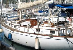 1980 Custom Formosa Boat 46 Cutter